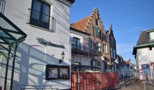Renovatie Hotel De Lindeboom (foto Texels Content)