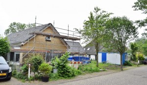 Verbouwing woonhuis in Den Hoorn